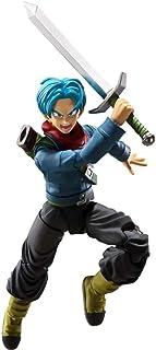 BANDAI- Trunks Future Figura 14 Cm Dragon Ball Super SH Figuarts, Multicolor (BDIDB551313)