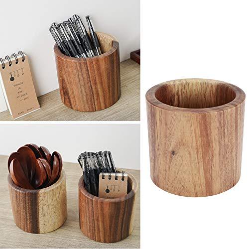 Zhat Porta lápices, portavasos para bolígrafos, Organizador de Cocina, portaplumas, para la Oficina de la Cocina