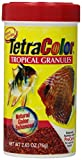 Tetra 16159 Color Tropical Granules with Natural Color Enhancer, 2.65-Ounce