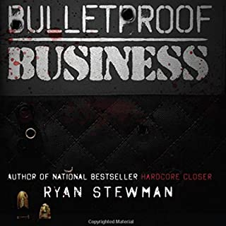 Bulletproof Business: Protect Yourself against the Competition audiobook cover art