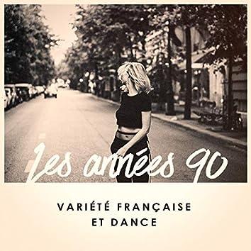 Les années 90 : variété française et dance