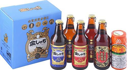 金しゃち・明宝ハムセットKS−5Hワダカン�叶キ田金しゃちビール事業部