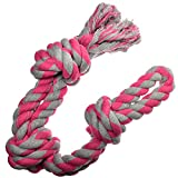 Dog Toys for Aggressive Chewers - 1 Nearly Indestructible Dog Toy -...