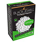 Black Jewell Gourmet Microwave Popcorn, Natural, 10.5 Ounces (Pack of 6)