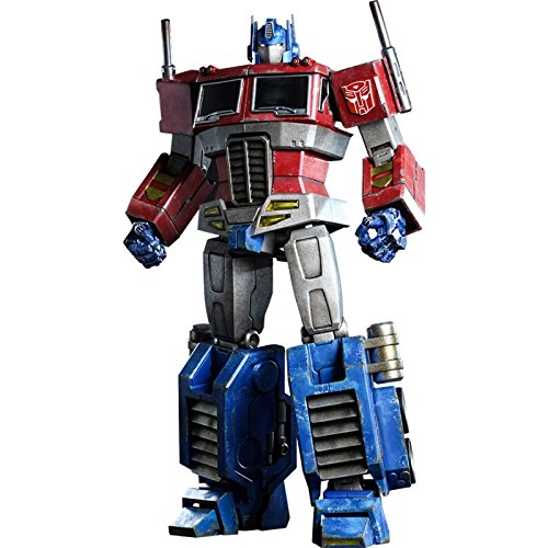 Hot Toys Transformers Series - The Transformers Generation 1: Optimus Prime (Starscream Ver.)