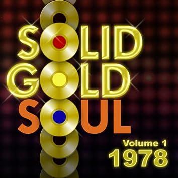 Solid Gold Soul 1978 Vol.1