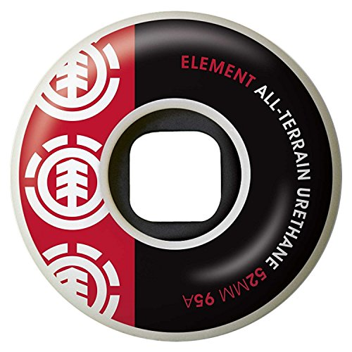 Element Skateboard Wheels Section 52mm Wheels