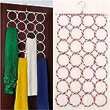 CanVivi Accessoires Bügel Kleiderbügel Krawattenhalter Schalbügel Halstuch Aufhänger mit Zufällige