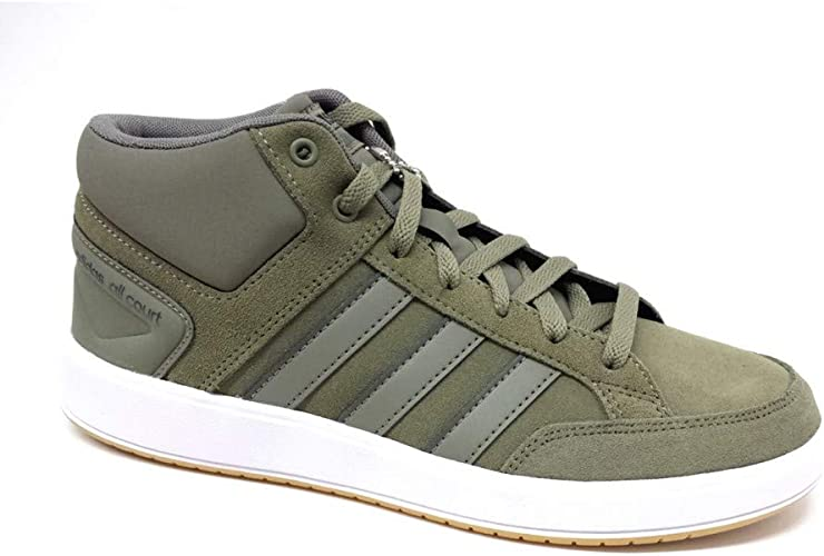 Adidas All Court Mid, Chaussures de Fitness Homme