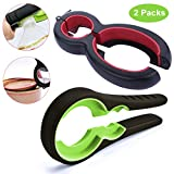 iMustech Bottle Opener Jar Opener Kit, Easy Jar Opening Gripper,Can Opener Manual,Bag Opener,Soda...