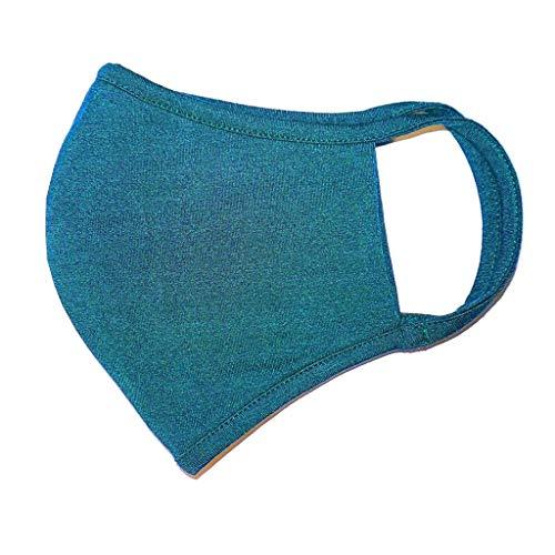 Preisvergleich Produktbild TTWOMEN Multifunktionstuch Kopftuch für Unisex Nahtloses Winddichte Waschbare Halstuch Outdoor Funktionstücher Sports Elastische Schal (J,  Einheitsgröße)