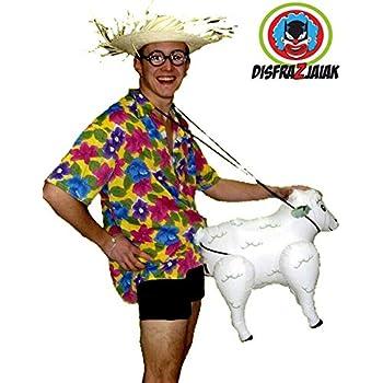 Disfraz Despedida de Soltero de Patxi: Amazon.es: Juguetes y juegos