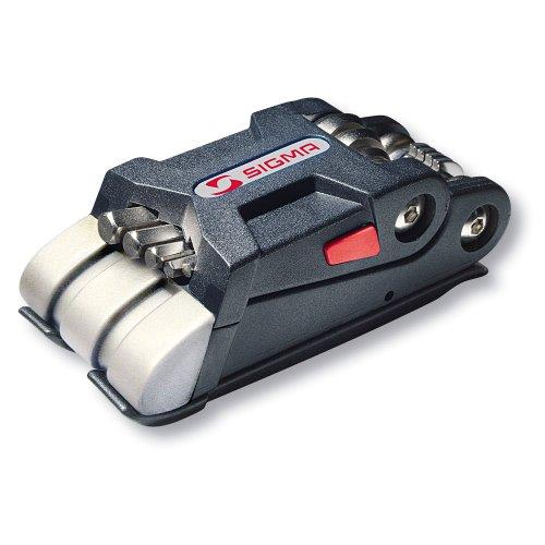 Sigma Sport Zubehör Pocket Tool Set Pt 14 Multifunktionswerkzeug, schwarz, 15 x 8 x 8 cm