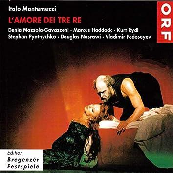 Montemezzi: L'amore di tre re (Live 1998)