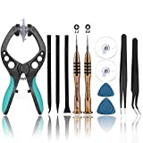 iPhone Repair Tool Kit, Mobile Phone Screwdriver Set with LCD Screen Opening Pliers
