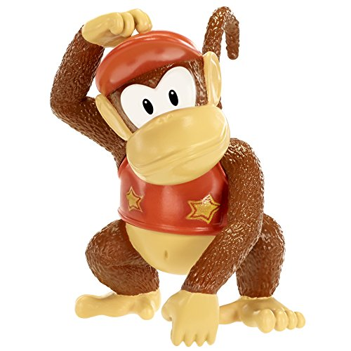 Nintendo Mini Figur (6cm) W2 - Diddy Kong