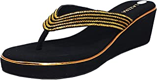 Lazera Women's Platform Heel Designer Edition
