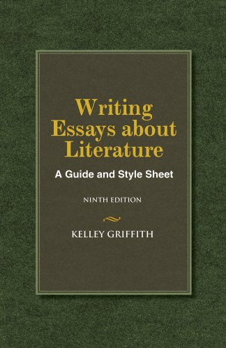 14 best writing essays about literature by kelley griffith for 2021