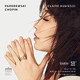 Paderewski & Chopin: Piano Concertos - Claire Huangci