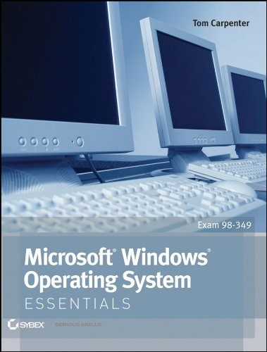 Compare Textbook Prices for Microsoft Windows Operating System Essentials 1 Edition ISBN 9781118195529 by Carpenter, Tom