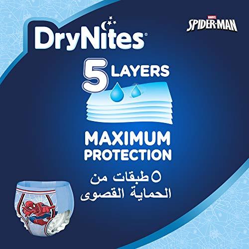 Huggies DryNites niño 4 - 7 años