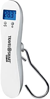 Travel Smart Luggage Scale Digital, White
