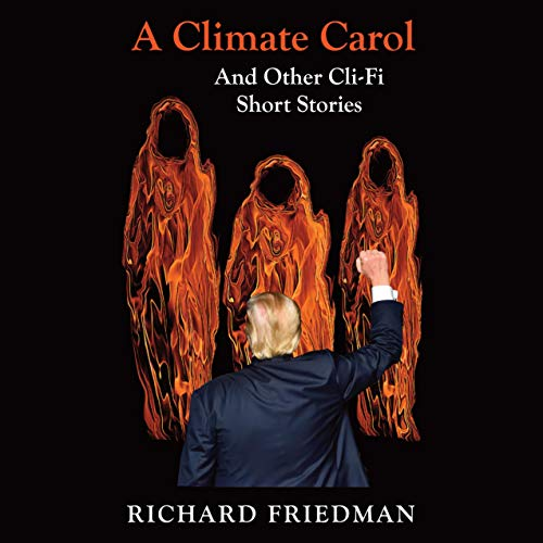 A Climate Carol and Other Cli-Fi Short Stories cover art