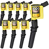 High Performance Ignition Coil 8 Pack...