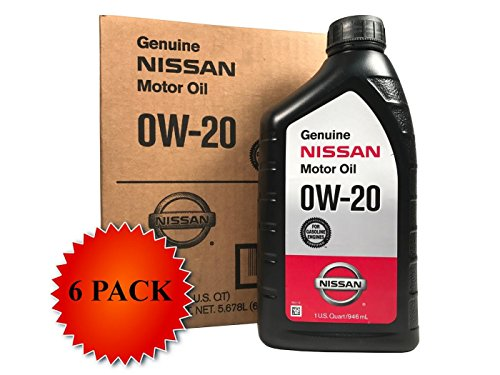 Nissan Genuine Synthetic Motor Oil