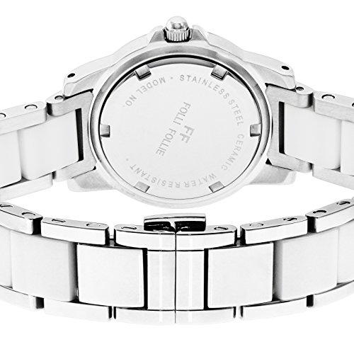 [フォリフォリ]Folli Follie 腕時計 WF9A020BPS シルバー レディース [並行輸入品]