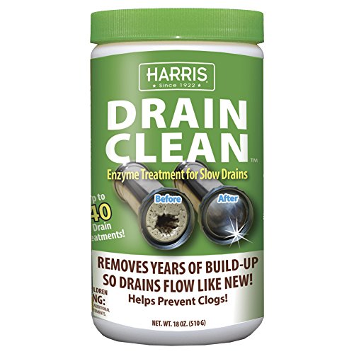 Harris Natural Drain Cleaner
