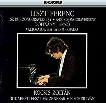 Liszt: Piano Concertos Nos. 1 and 2 / Dohnanyi: Variations On A Nursery Theme