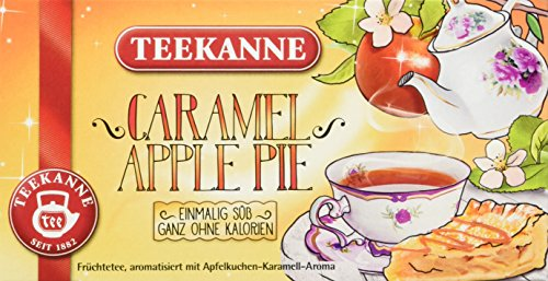 Teekanne Caramel Apple Pie, 12er Pack (12 x 41 g)