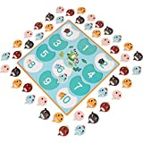 Skxinn Kinderpuzzle, Puzzle für Kinder, Lernspielzeug Spiel für Kinder 3 4 5 6 Jahren Alt(C,1Pcs)