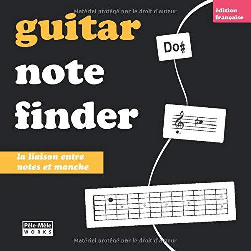Guitar Note Finder: Apprendre les notes sur le manche