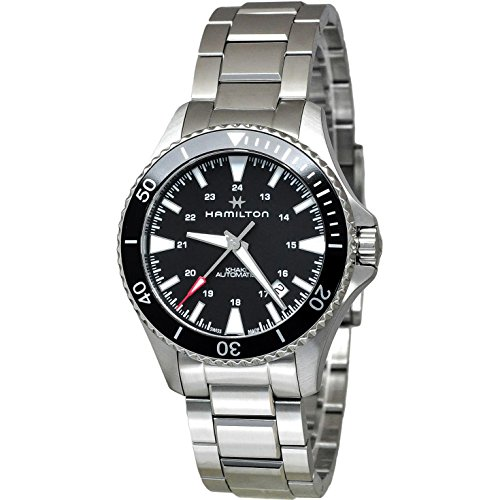 Hamilton Khaki Navy Automatic Movement Black...