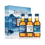Talisker Single Malt Scotch Whisky, 3 x