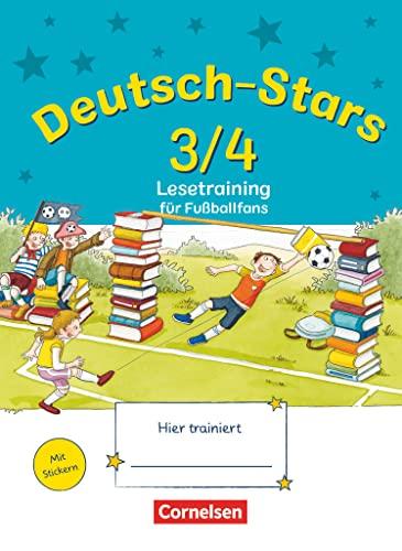Deutsch-Stars: Lesetraining für Fußballfans 3./4. Schuljahr