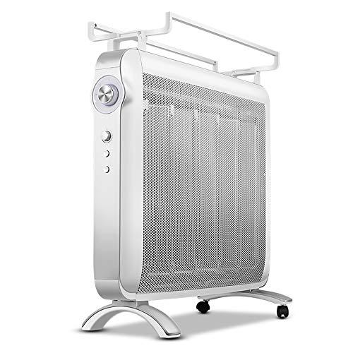 LILL Heizlüfter Heizung Zuhause Elektroheizungen schnell Heizung konstante Temperatur Energie sparen Elektroheizofen Elektrischer Heizkörper schnell Heizung Elektrischer Film