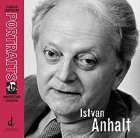 Istvan Anhalt Portrait