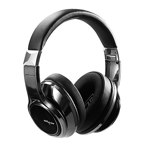 ZEALOT B22 Cuffie Wireless Bluetooth 4.1 Auricolari Senza Fili Pieghevole Portatile Headset Over Ear con Microfono-Grigio Ferro