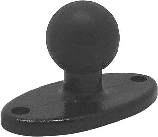 Adaptador de bola placa de montaje para teléfono RAM Mounts Garmin Zumo Gopro Brazo de Extensión