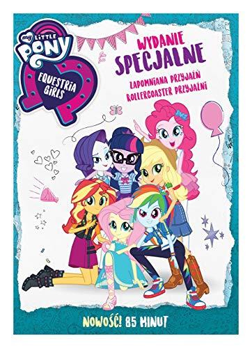 My Little Pony Equestria Girls: Zapomniana przyjaĹşĹ, Rollearcoaster przyjaĹşni [DVD] (Keine deutsche Version)