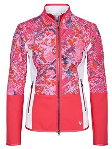 Sportalm Damen Softshelljacke Größe 38 EU Pink (pink)