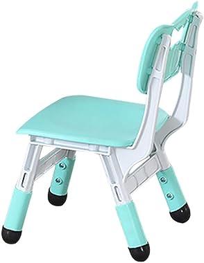 Kids Study Chair, Adjustable Ergonomic Chair for Girls Boys Comfy Writing Study Activity Furniture Art Seats (13.312.520.3-21