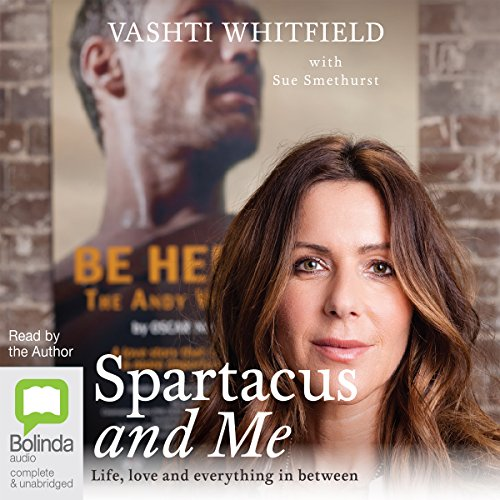 Spartacus and Me audiobook cover art