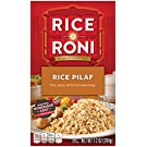 Rice a Roni, Rice Pilaf, Pasta and Rice Mix (Pack of 12 Boxes)