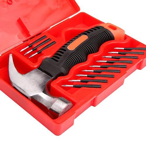Kit de réparation de pneu d'urgence Kit bouchon de pneu pour voiture, camion, RV, Jeep, moto, tracteur, remorque. Kit de réparation de crevaison de pneu plat