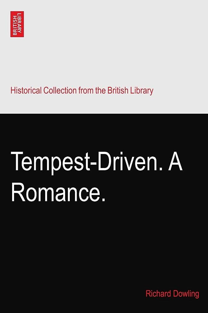 狐メッシュクラウドTempest-Driven. A Romance.