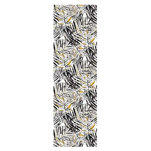 MERIGLARE Pflanzenblätter Muster Tapeten PVC Selbstklebende Wandaufkleber Home Decor